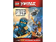 Book No: 9781405283175  Name: Ninjago Masters of Spinjitzu - Ready, Steady, Stick! - Activity Book with Stickers