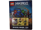 Book No: 9781405283458  Name: LEGO Official Ninjago Annual 2017