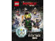 Book No: 9781405287470  Name: The LEGO Ninjago Movie Official Annual 2018