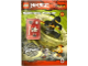Book No: 9781409309369  Name: Ninjago - Spinning Power - Activity Book