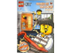 Book No: 9781409312840  Name: Lego City Crooks on The Loose - Activity Book