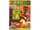 Book No: 9781409314028  Name: Ninjago - Ninja vs. Fangpyre - Activity Book (Ladybird version)