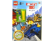 Book No: 9781409314103  Name: Lego City Big City Life - Activity Book