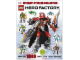Book No: 9781409334569  Name: Ultimate Sticker Collection - Hero Factory