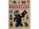 Book No: 9781409338130  Name: Amazing Minifigure Monsters & Aliens Ultimate Sticker Book