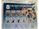 Book No: 9781409338161  Name: LEGO Minifigure Sticker Collection - 8 Books