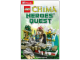 Book No: 9781409347583  Name: DK Reads - Legends of Chima - Heroes' Quest (Hardcover)