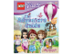 Book No: 9781465435491  Name: Friends - The Adventure Guide (Hardcover)