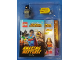 Book No: 9781465459244  Name: DC Super Heroes Gift Set - 3 Books, Batman Minifigure and Headlamp