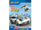 Book No: 9781760279233  Name: City Police - Ready, Steady, Stick! - Activity Book with Stickers