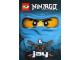 Book No: 9782351006313  Name: Ninjago - Masters of Spinjitzu - # 2 Jay