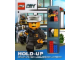 Book No: 9782351006429  Name: City - Hold-Up - Activity Book