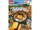 Book No: 9782351006498  Name: Lego City Attrape-le ! Cherche et trouve le voleur ! - Activity Book