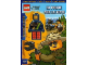 Book No: 9782351006603  Name: Lego City La police sur la piste - Activity Book