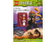 Book No: 9782351006771  Name: Ninjago - Ninja vs. Constrictor - Activity Book (French version)