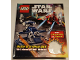 Book No: 9783831016938  Name: LEGO Buch und Steine Set Star Wars (Hardcover)