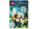 Book No: 9783845101774  Name: Legends of Chima - Die Welt von Chima: Wie alles begann