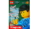 Book No: AB042009NL  Name: Lego City Vliegveld - Activity Book