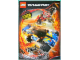 Book No: AB052009NL  Name: Lego Racers - Activity Book