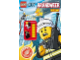 Book No: AB062010NL  Name: Lego City Brandweer - Activity Book