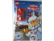 Book No: AB062011DE  Name: Lego City Ausflug ins Weltall (Nr. 5) - Activity Book