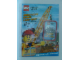 Book No: AB092010DE  Name: City - Abenteuer in der Lego City - Activity Book with Stickers