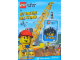 Book No: AB092010NL  Name: City - Verken De Stad - Activity Book with Stickers