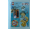 Book No: AB092011DE  Name: Lego City Hafen (Nr. 6) - Activity Book