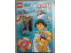Book No: AB092011NL  Name: Lego City De Haven - Activity Book