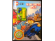Book No: AB102011NL  Name: Lego City In De Grote Stad - Activity Book