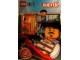 Book No: AB112011NL  Name: Lego City Boeven - Activity Book