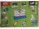 Book No: B103  Name: Wheels Set 400 Ideas Leaflet 3 (B-103)