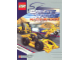 Book No: B3057  Name: Master Builders Create 'n' Race Idea Book (Masterbuilders)