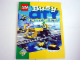 Book No: B3058  Name: Master Builders Busy City Idea Book (Masterbuilders)