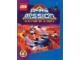 Book No: B3059  Name: Master Builders Mars Mission Idea Book (Masterbuilders)