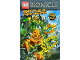 Book No: Bio2Graph02  Name: Bionicle 2 Graphic Novel #2: Battle of the Mask Makers