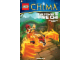 Book No: ChimaGraph04pb  Name: Legends of Chima Graphic Novel - Volume 4 - The Power of Fire Chi