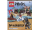 Book No: DKPiratesNL  Name: LEGO Bouwmeester Pirates