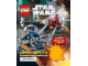 Book No: DKStarWarsES  Name: LEGO Brickmaster Star Wars (Hardcover) - Spanish Edition