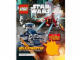 Book No: DKStarwarsNL  Name: LEGO Bouwmeester (Brickmaster) Star Wars (Hardcover), Dutch