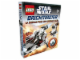 Book No: DKstarwars02FR  Name: Brickmaster Star Wars (Hardcover) - La bataille pour les cristaux volés