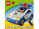 Book No: KL-101  Name: Coloring Book, Duplo Colouring and Activity Book Small - Police