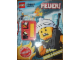 Book No: LMI1-DE  Name: Lego City Feuer - Activity Book