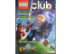 Book No: Mag2010LUcafr  Name: Lego Club Magazine (Canadian French) 2010 LEGO Universe Multiplayer Online Game Supplement - Comic Format