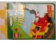 Book No: N7870-4  Name: Lego Duplo 3-6 Kleur en Speelboek met stickers 'met de trein' (ISBN: 90-412-18254)