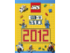 Book No: OffAnn2012  Name: LEGO Official Annual 2012
