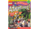 Book No: amUK00Aug  Name: Adventures Magazine UK - Issue 17 - August 2000