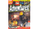 Book No: amUK01Feb  Name: Adventures Magazine UK - Issue 23 - February 2001