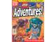Book No: amUK01Jan  Name: Adventures Magazine UK - Issue 22 - January 2001