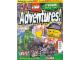 Book No: amUK01Jul  Name: Adventures Magazine UK - Issue 28 - July 2001